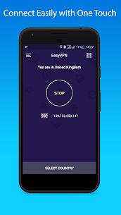 Easy VPN – Free VPN Proxy & Wi-Fi Security 7
