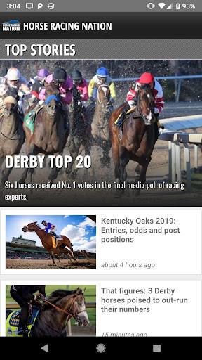 Télécharger gratuit Horse Racing Nation APK MOD 1