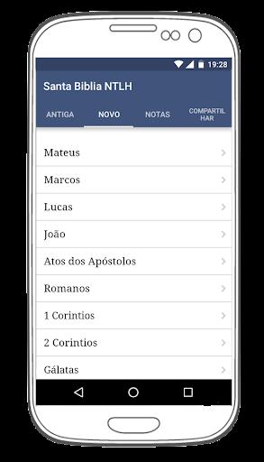 Biblia (NTLH) Nova Tradução na Linguagem de Hoje 1.1 screenshots 2