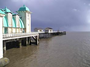 Photo: Penarth Promenade The Pier