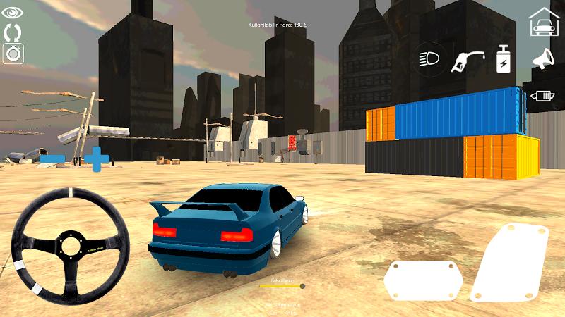 Скриншот Şahin Drift 3D(Bmw)