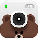 LINE Camera: stickers animados icon