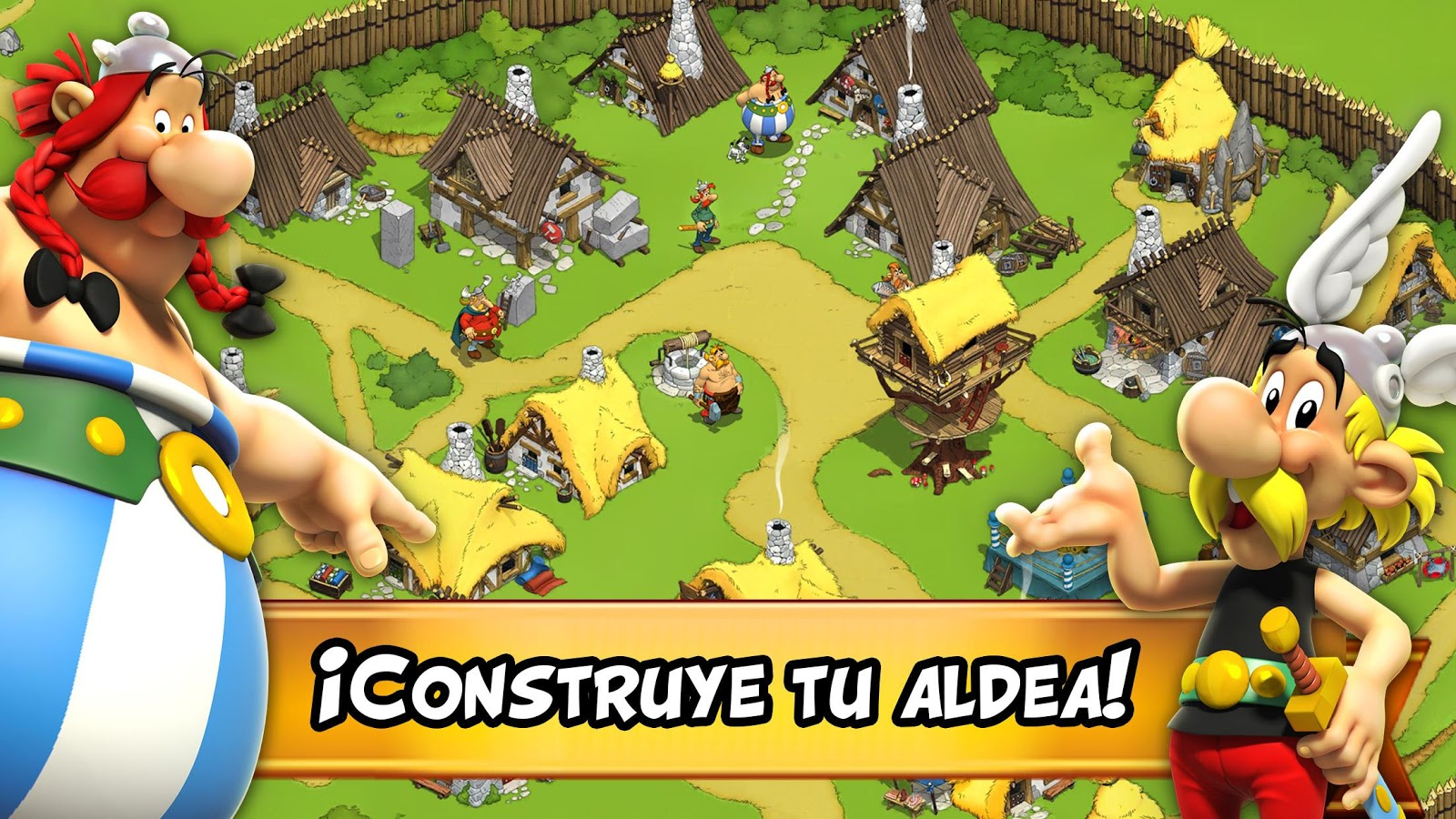 Asterix and Friends: captura de pantalla