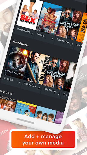 Plex: Stream Movies, Shows, Music, and other Media 8.2.1.18636 screenshots 4