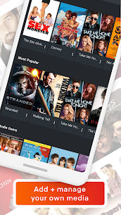 Plex: Stream Movies MOD APK (Premium Features) 4