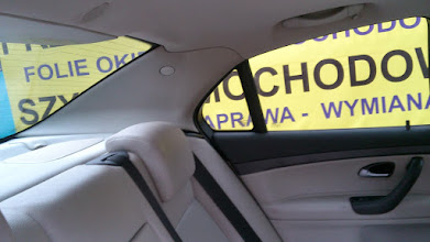 Photo: Saab 93 przyciemnianie szyb kraków venaplex.pl jeżeli chcesz mieć to profesjonalnie zrobione umów się z nami!!! zapraszamy www.venaplex.pl a tam również smulator przyciemniania szyb i zmiany koloru auta!