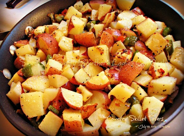 Dee Dee's Stove Top Country Style Taters Recipe