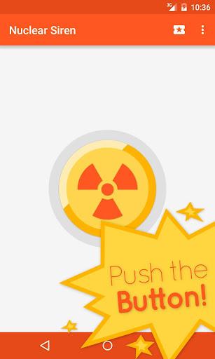 Nuclear Siren Panic Alarm