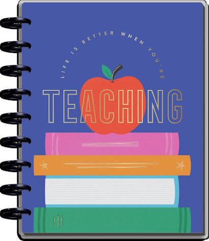 Me & My Big Ideas CLASSIC Happy Planner - Teach Boldly