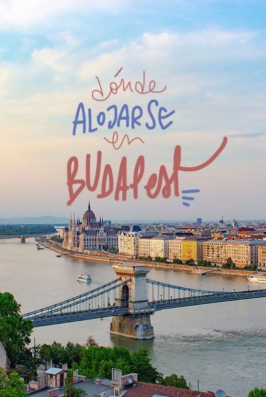 alojamiento en Budapest