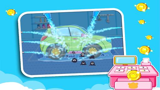 クルマでお出かけ-BabyBus子ども向け交通安全教育アプリ