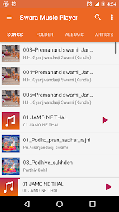 Swara Music Player Pro v1.1
