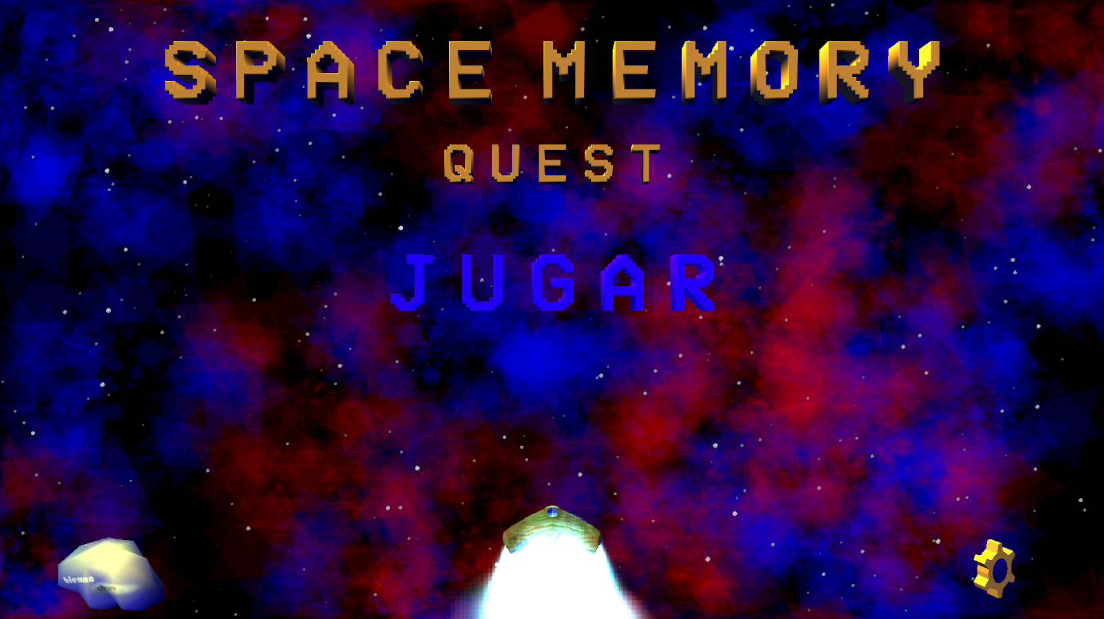 Space Memory Quest- screenshot