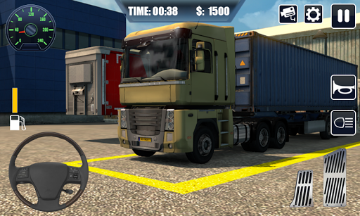 Heavy Cargo Truck Driver 3D 1.13 Cheat screenshots 3