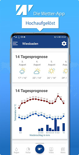 wetter.net - die Wetterapp  screenshots 3