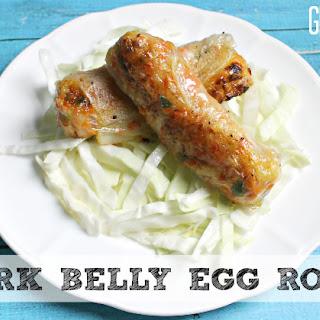 Pork Belly Egg Rolls (Primal & Gluten Free)