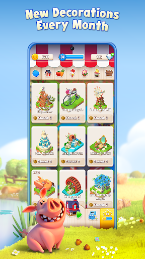Hay Day Pop screenshot 4