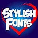 Stylish Fonts : Hifont Fancy text & cool fonts icon