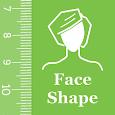 Face Shape Meter Demo