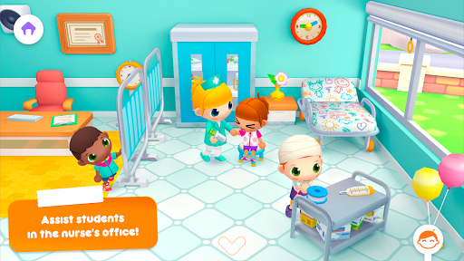 Sunny School Stories 1.0.2 screenshots 2