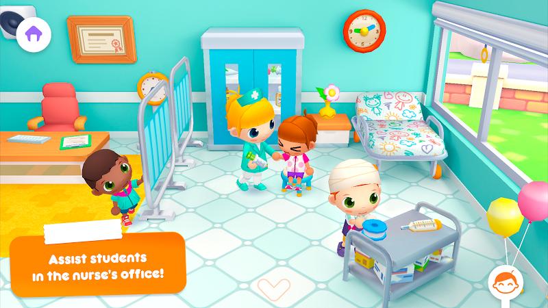 Скриншот Sunny School Stories