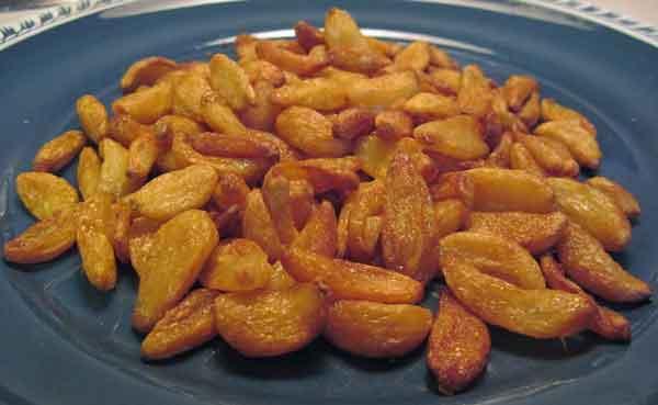 garlic-fry