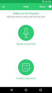 Custom Voice Commands- screenshot thumbnail