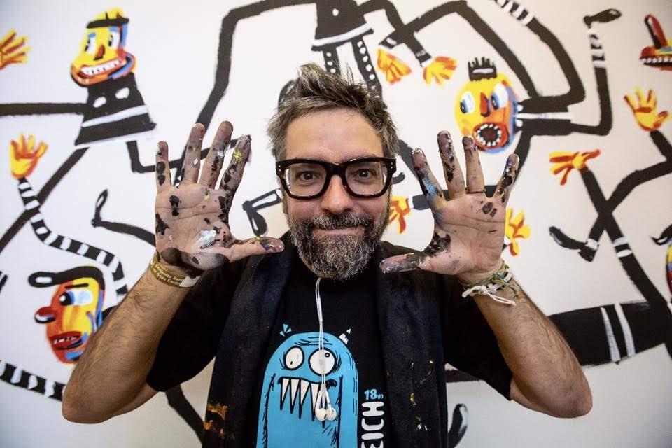 Liniers: un optimista de la historieta