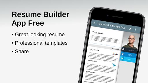 Resume Builder App Free 190930 screenshots 1