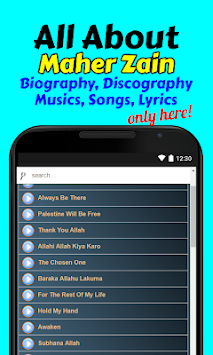 Download All About Maher Zain APK latest version app for