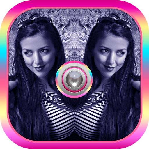 Mirror Photo Collage Editor