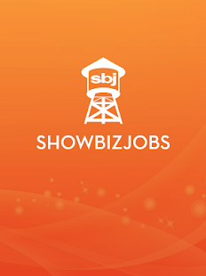 Showbizjobs Mobile: miniatura de captura de pantalla
