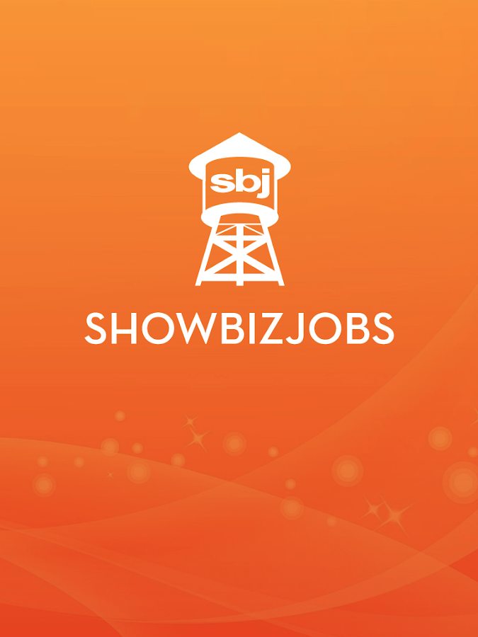Showbizjobs Mobile- capture d'écran