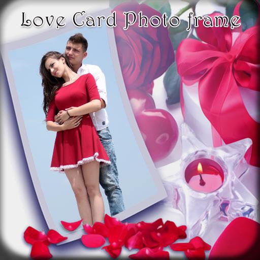 love card photo frame apps on google play