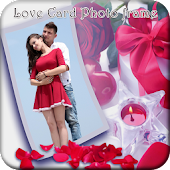Love Card Photo Frame