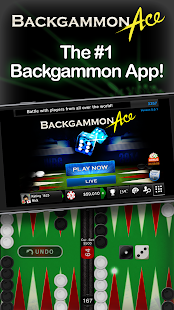Backgammon Ace - Board Games- screenshot thumbnail
