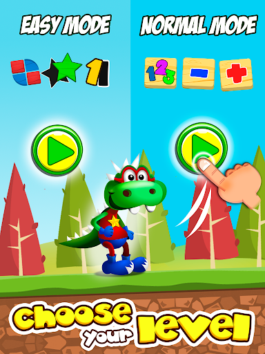 Preschool basic skills, numbers & shapes Screenshot