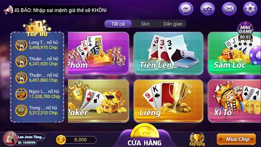 Phê Club - Game bai, danh bai online 1.2 DreamHackers 6