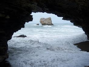 Photo: Arch Rock, Pt. Reyes National Seashore