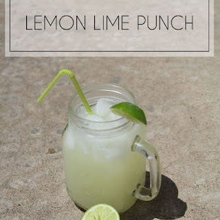 Lemon Lime Punch.