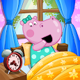 Good morning. Educational kids games icon