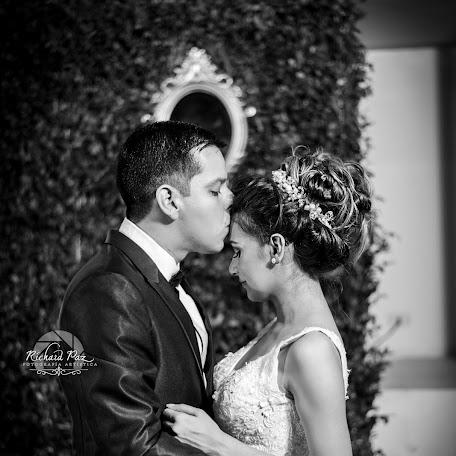 Wedding photographer Richard Paz (RichardPaz). Photo of 07.07.2017