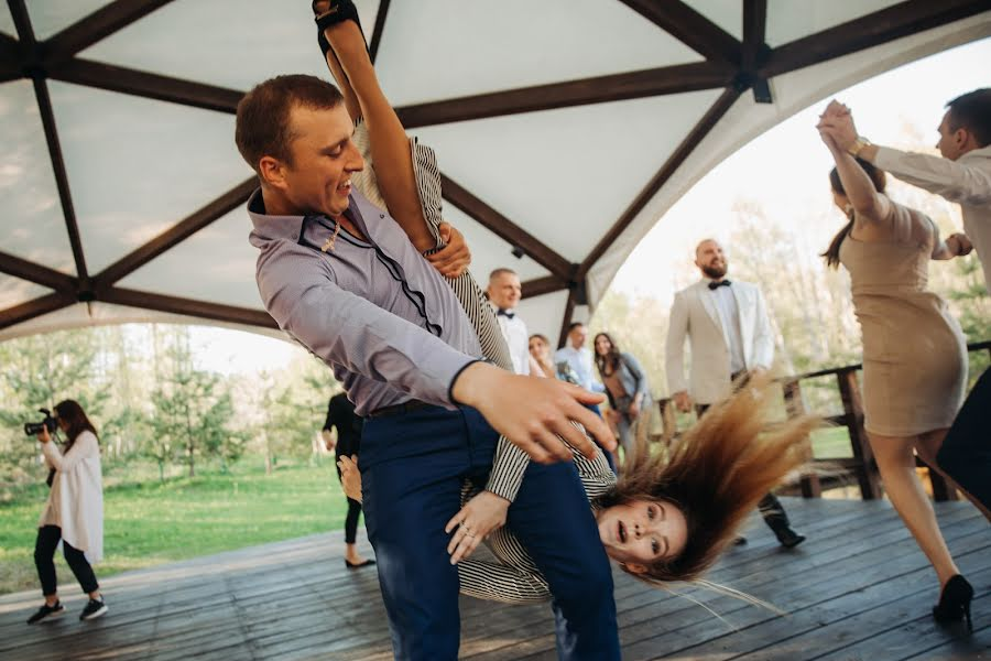 Wedding photographer Denis Zuev (deniszuev). Photo of 18.06.2019