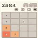 2048 Fibonacci icon