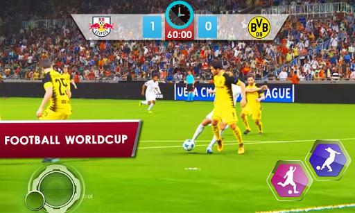 Play Football World Cup 2018: Real Soccer League 1.2 screenshots 2