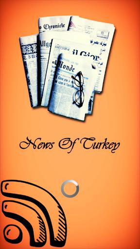 News of Turkey