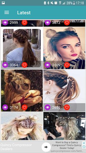 Summer Hairstyles 2018 Apk Download Apkpure
