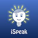 iSpeak 学习 单词 用8种语言 英语 德语 汉语 icon