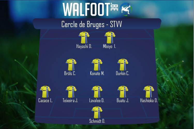 STVV (Cercle de Bruges - STVV)