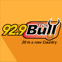 92.9 The Bull icon